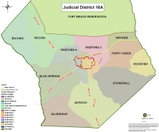 Judicial District 16A Opens in new window